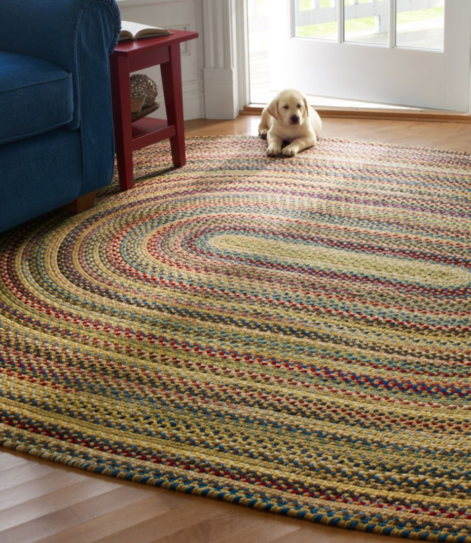 How To Make A Wool Braided Rug