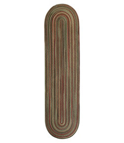 L.L.Bean Braided Wool Runner