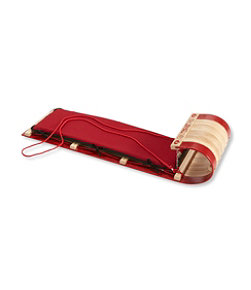 L.L.Bean Toboggan and Cushion Set, Small/Child's