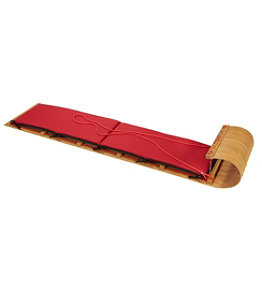 L.L.Bean Toboggan and Cushion Set