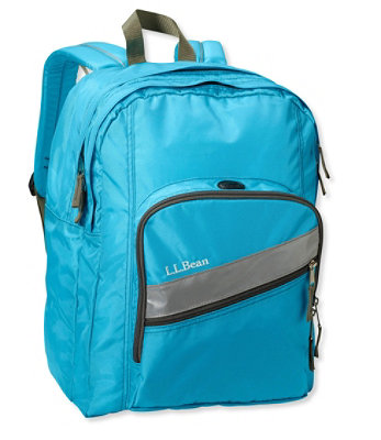 L.L.Bean Deluxe Book Pack (Blue)