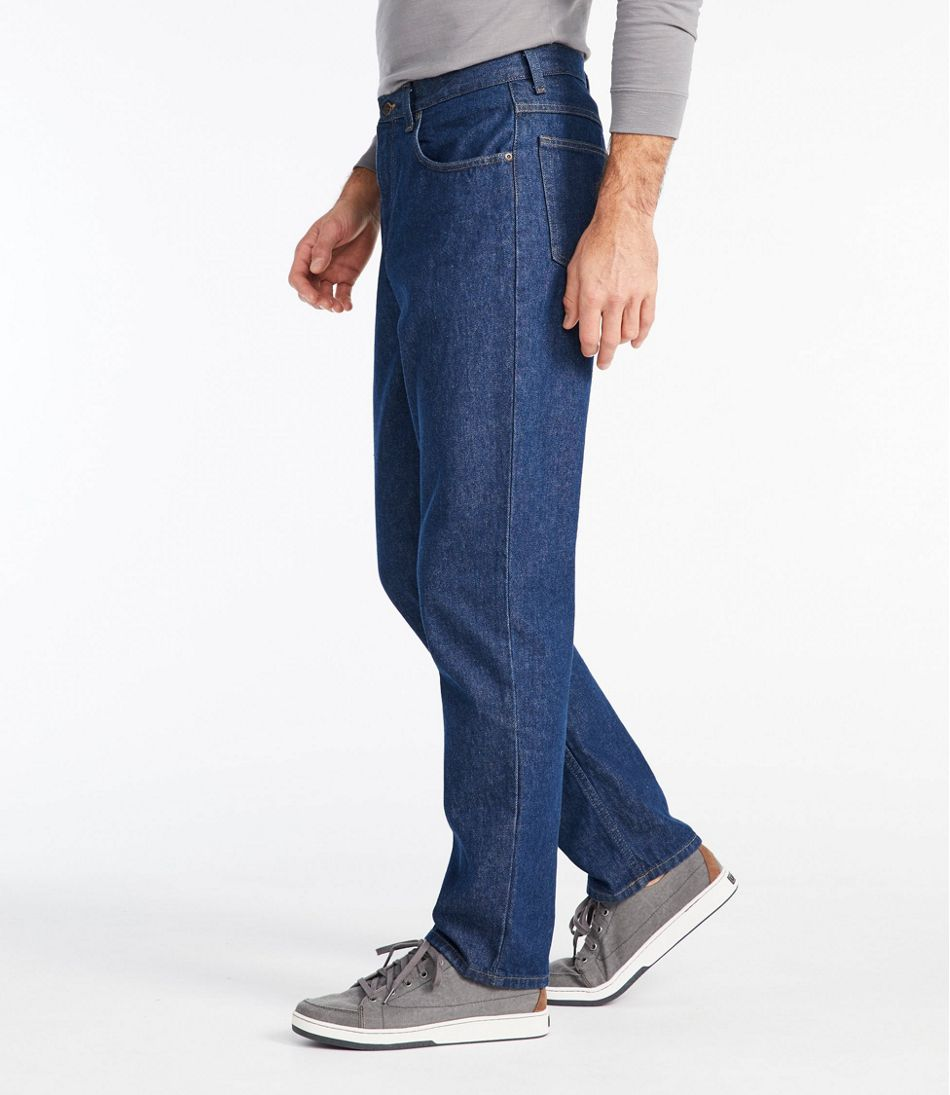 Double L® Jeans, Natural Fit