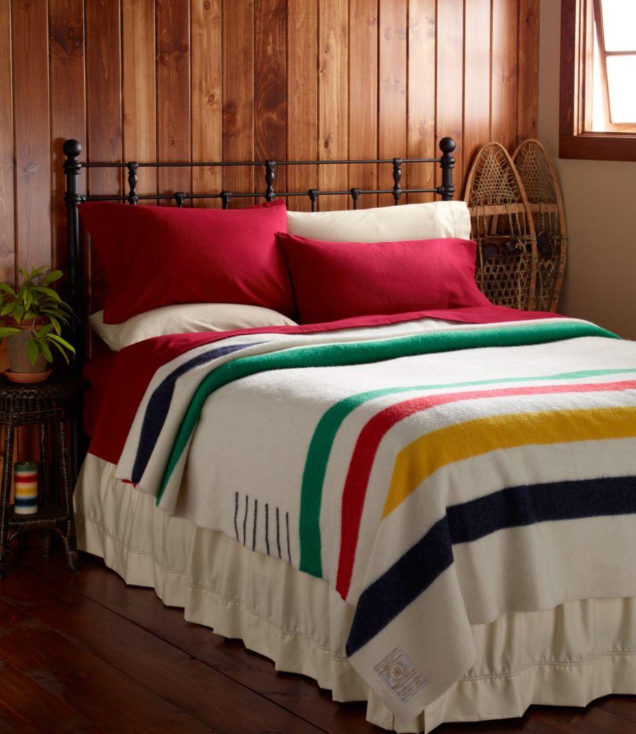 Hudsons Bay Point Blanket