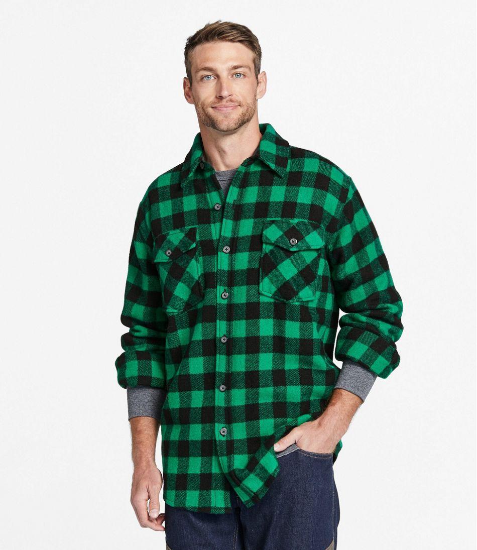 Men's Maine Guide Shirt