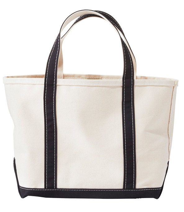 Boat and Tote Bag, Small, Black Trim, large image number 0