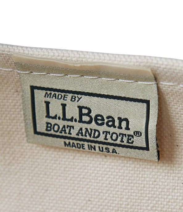 Boat and Tote Bag, Small, Black Trim, large image number 4