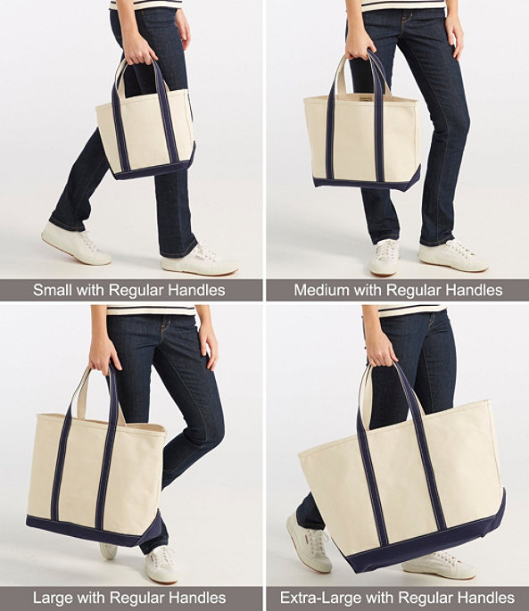 Boat and Tote Bag, Zip-Top, Small, , large image number 2
