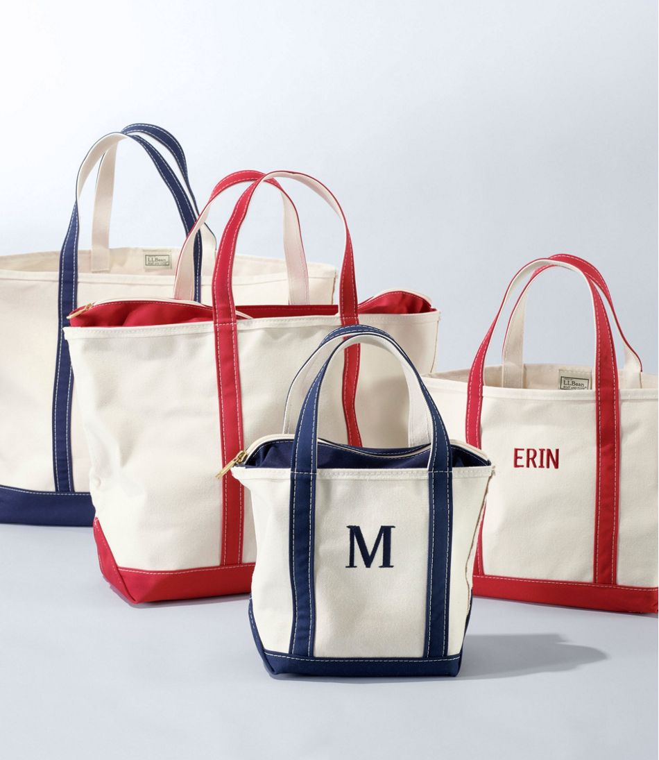 Boat and Tote®, Zip-Top