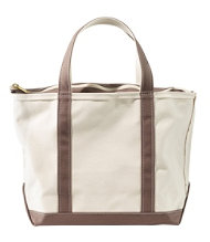 Boat and Tote, Zip-Top