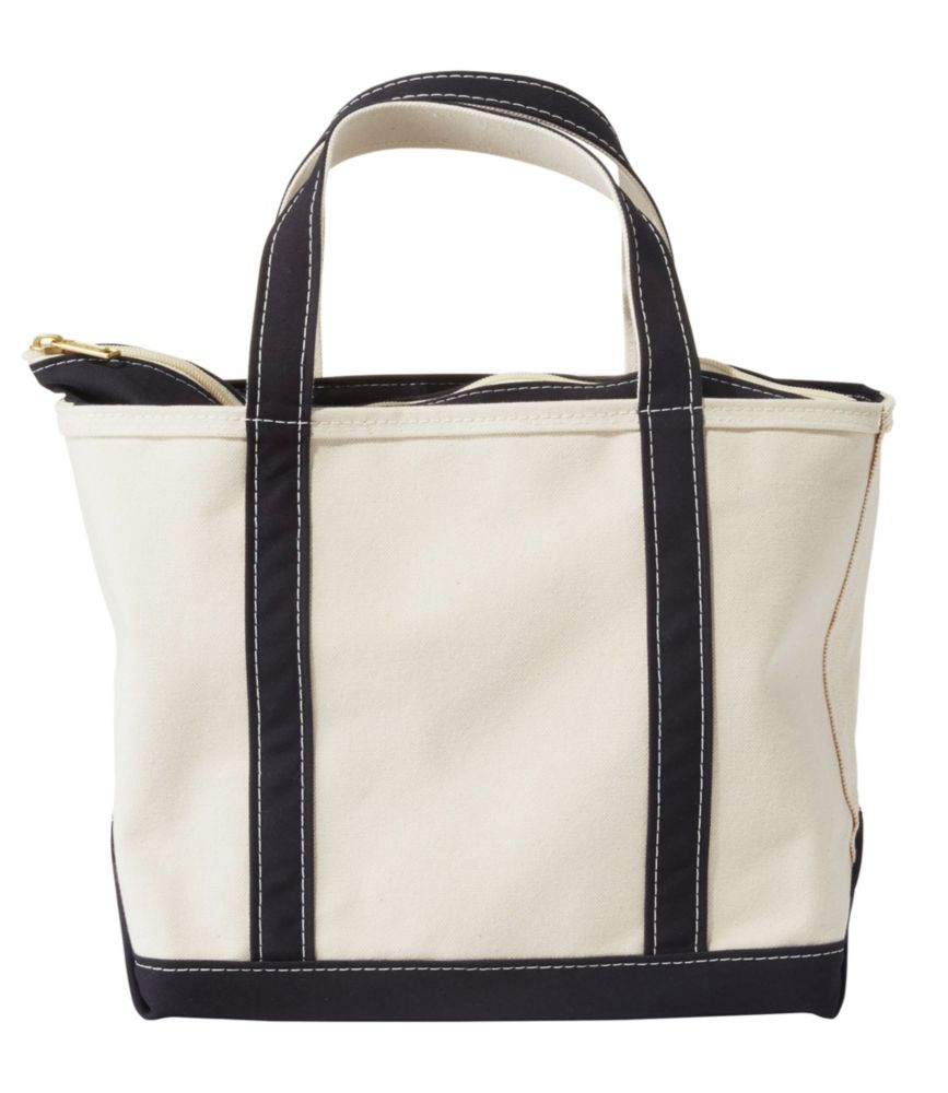 Boat and Tote Bag, Zip-Top, Medium