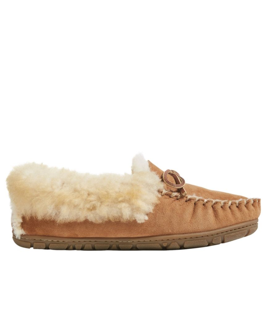 best wool lined slippers
