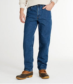 Men's Double L Jeans, Relaxed Fit