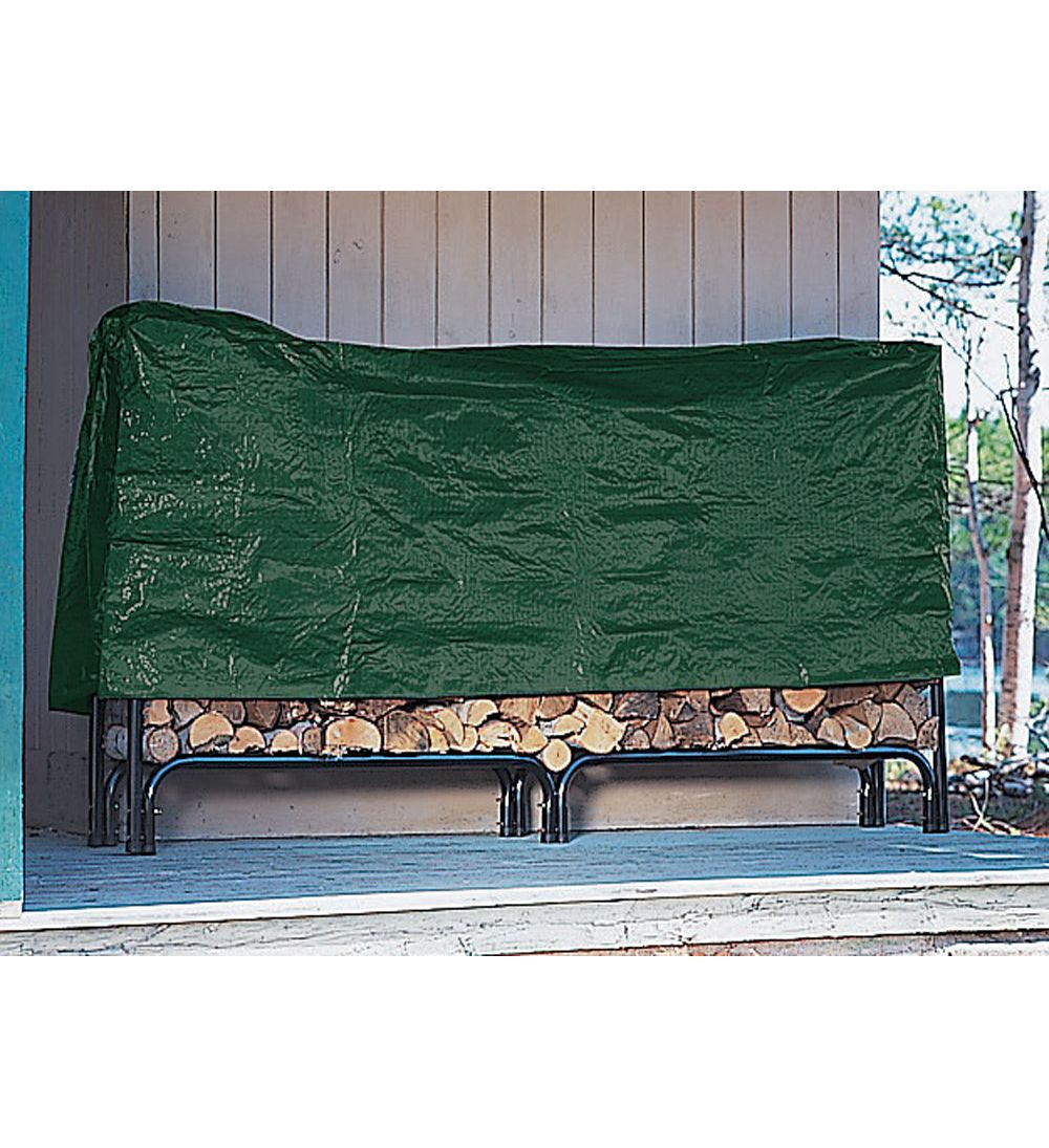 Wood Storage Rack Cover