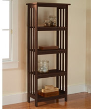 Mission Bookcase, 60""