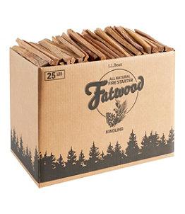 Fatwood Box