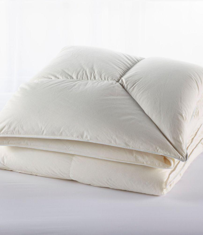 Permabaffle Box Goose Down Comforter Warm