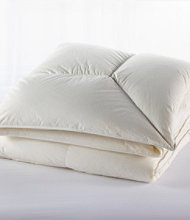 Permabaffle Box Goose Down Comforter, Warmer