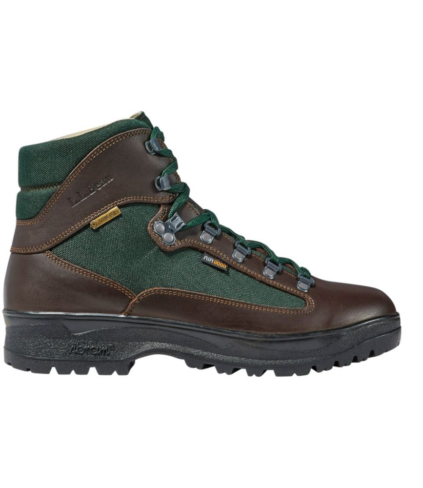 photo: L.L.Bean Men's Gore-Tex Cresta Hiker, Leather/Fabric