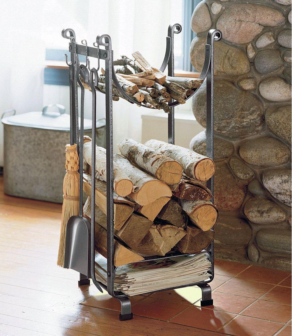 Hearthside Wood Rack