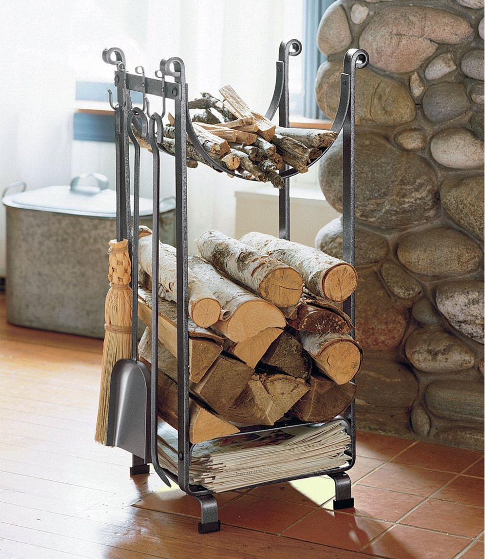 Hearthside Wood Rack