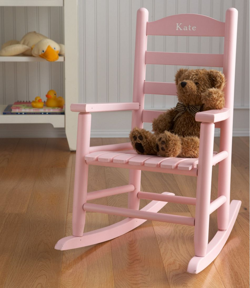 Amazing Personalized Kids Keepsake Rocker Ocoug Best Dining Table And Chair Ideas Images Ocougorg