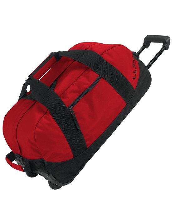 Rolling Adventure Duffle, Medium, Red/Black, large image number 0
