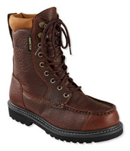 Men's Gore-Tex Kangaroo Upland Boots, Moc-Toe Leather Insulated