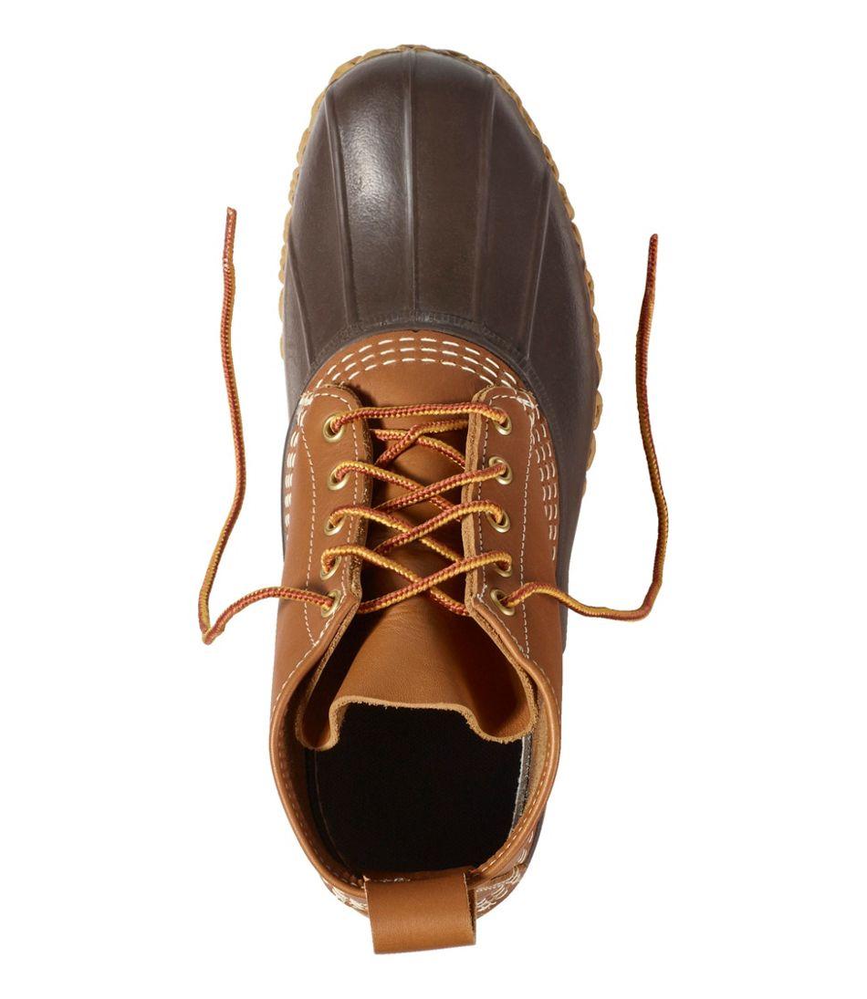 """Men's Bean Boots, 6"""""""