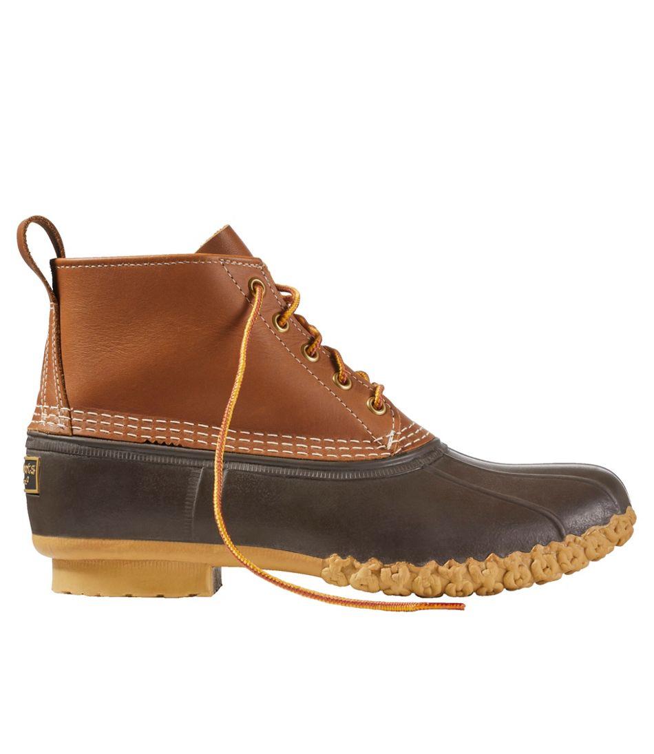"""Men's L.L.Bean Boots, 6"""""""