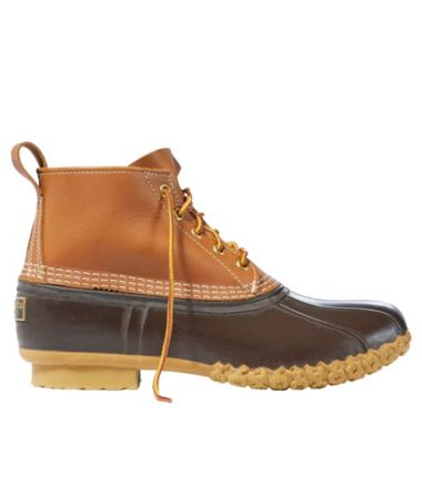 Men's Bean Boots by L.L.Bean®, 6""