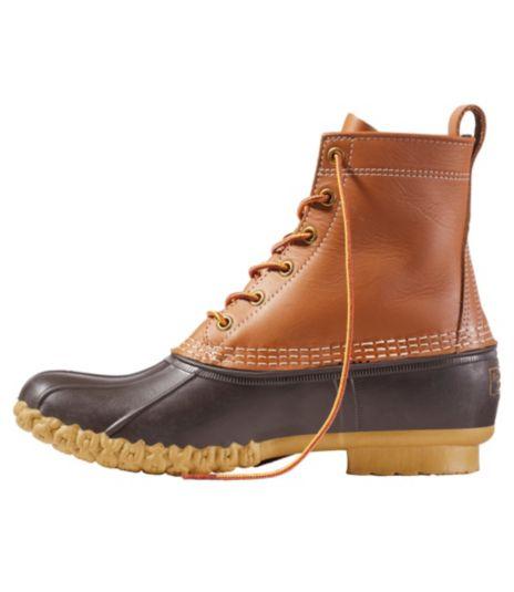 """Men's Bean Boots by L.L.Bean®, 8"""""""