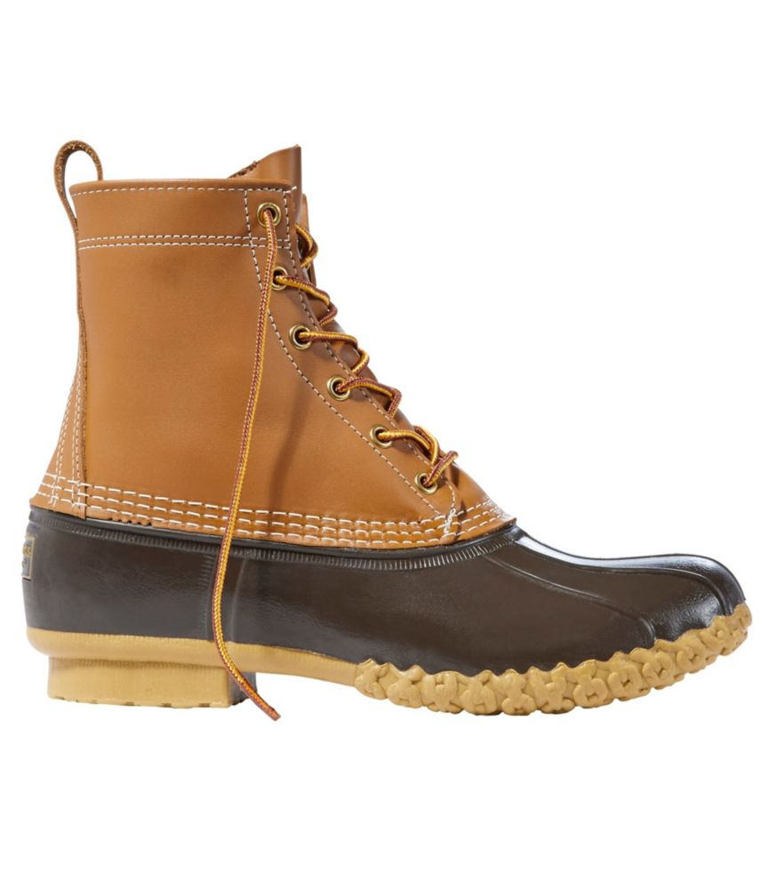 photo: L.L.Bean Men's Bean Boots, 8""