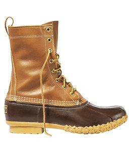 """Men's Bean Boots, 10"""""""