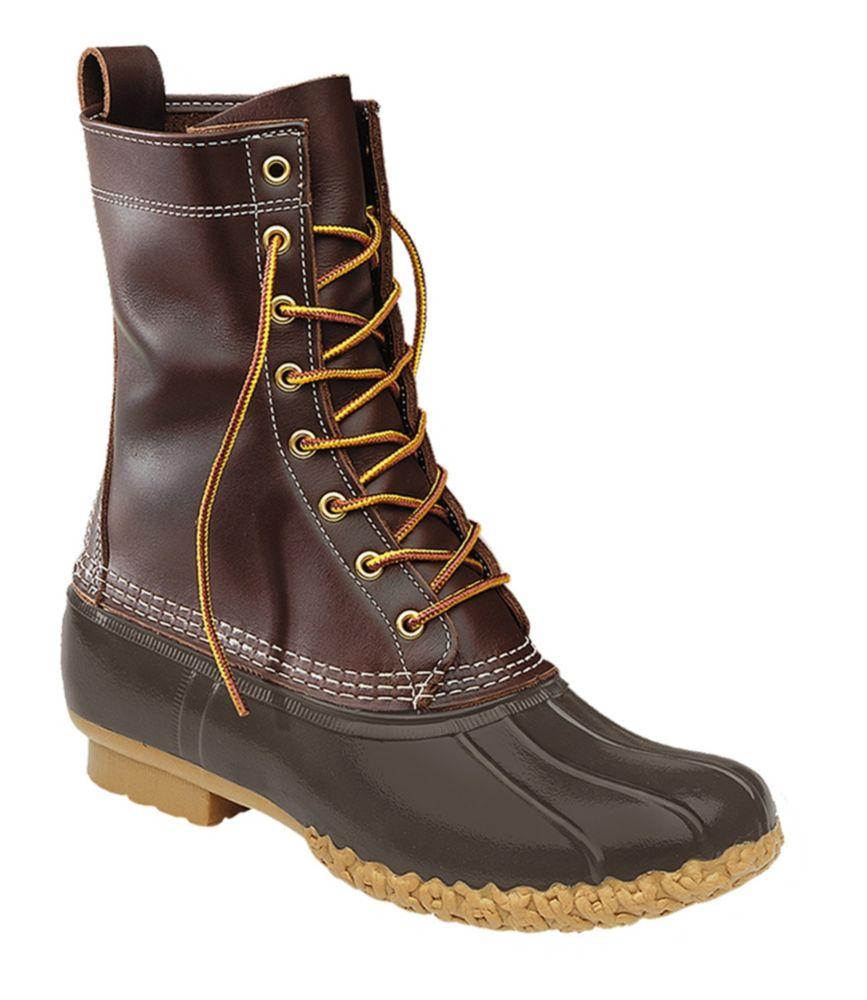 "photo: L.L.Bean Bean Boots, 10"" winter boot"