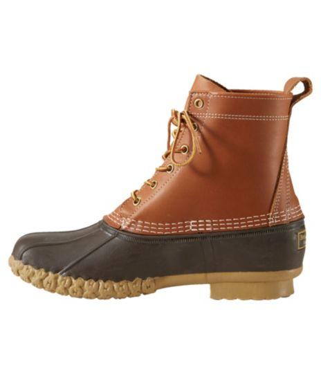 "Men's L.L.Bean Boots, 8"" Thinsulate"