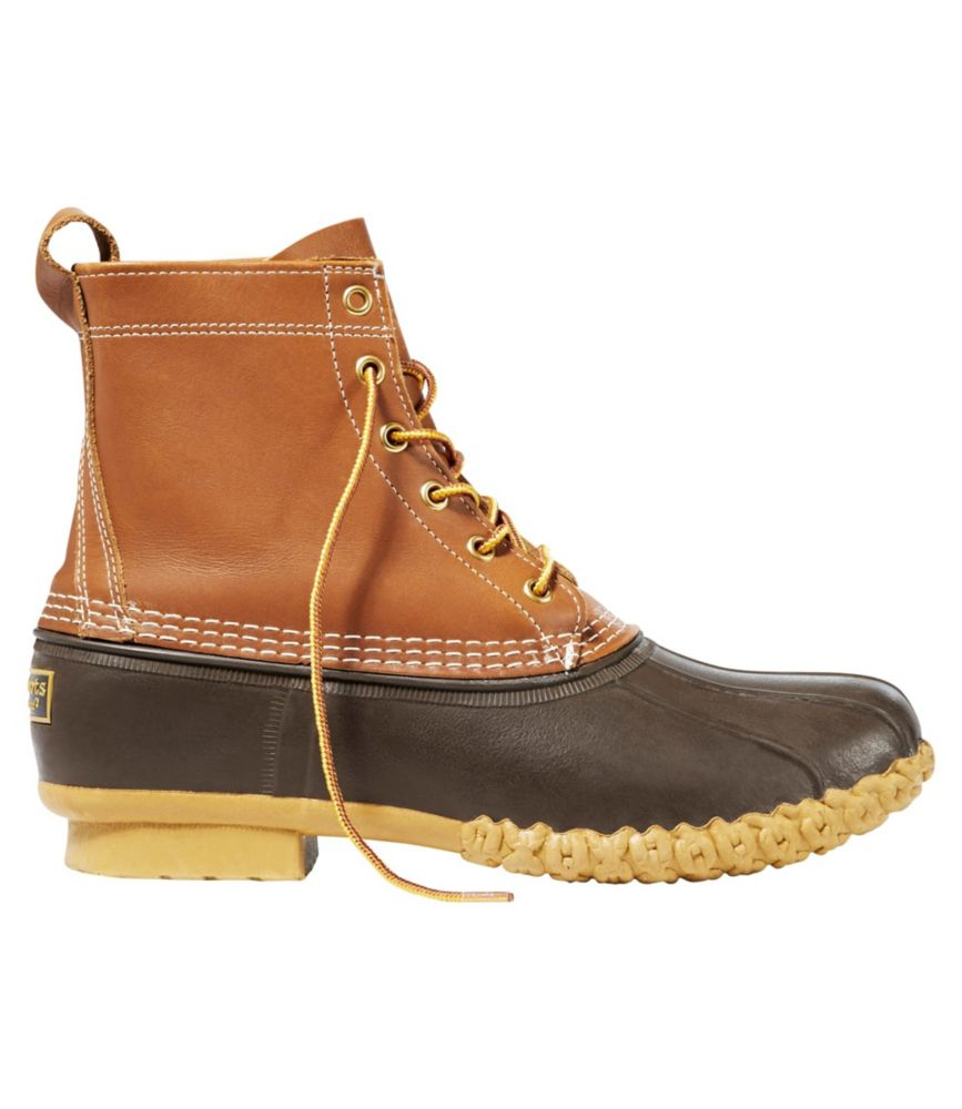 "photo: L.L.Bean Men's Bean Boots, 8"" Thinsulate"