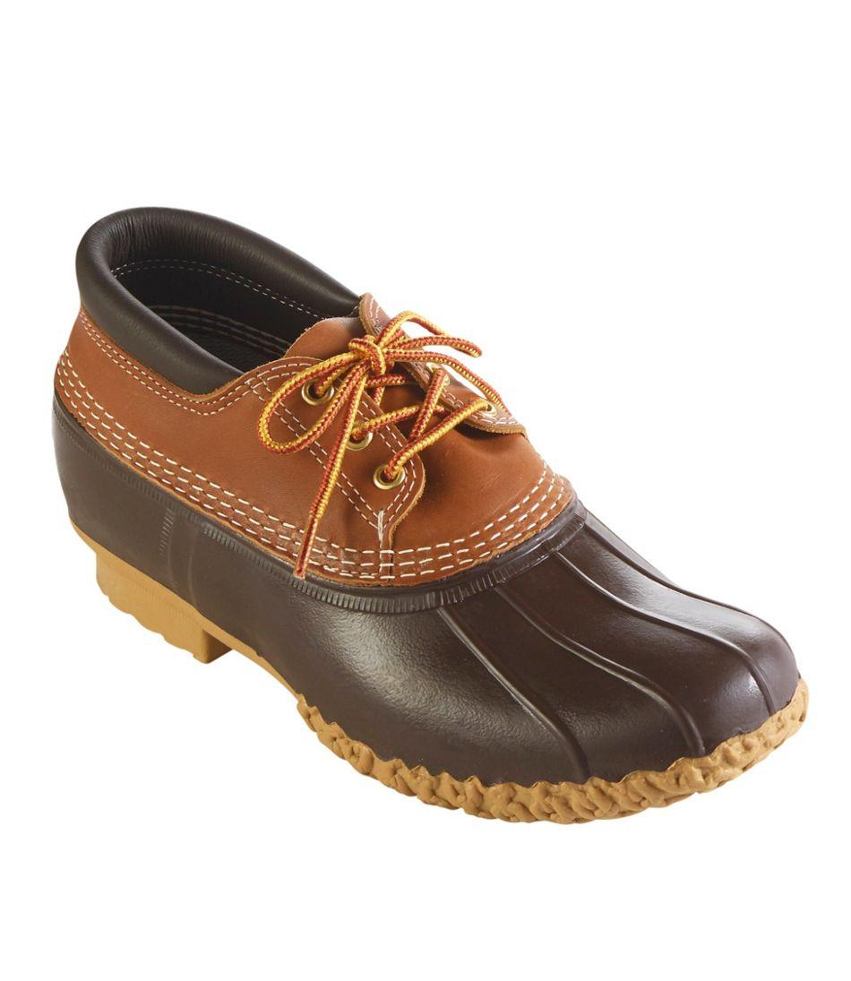 Men's Bean Boots, Gumshoes
