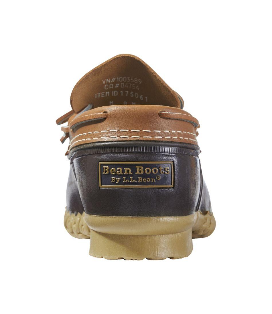 Men's Bean Boots, Rubber Moc
