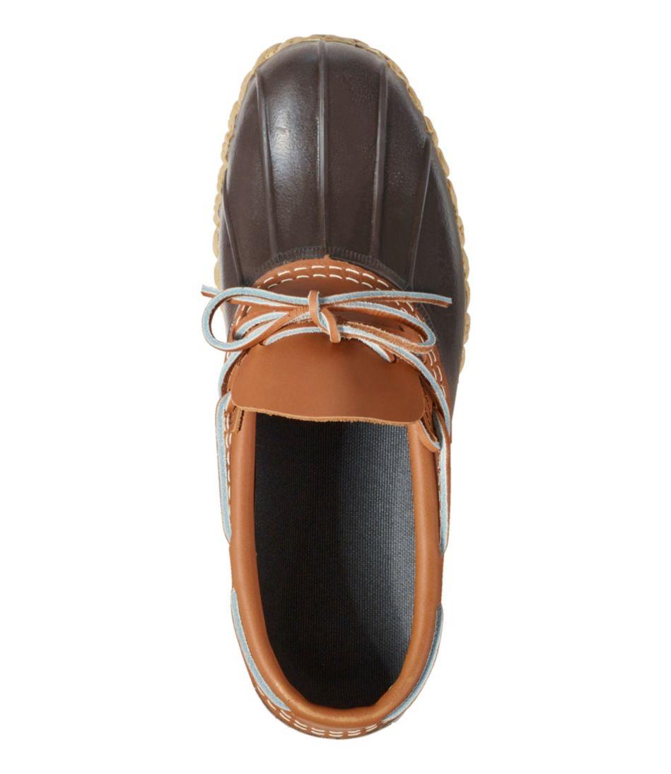 Men's Bean Boots by L.L.Bean®, Rubber Moc