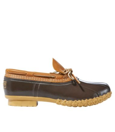 Men's Bean Boots by L.L.Bean®, Rubber Moc