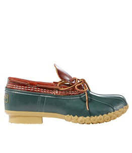 Women's Bean Boots, Rubber Moc