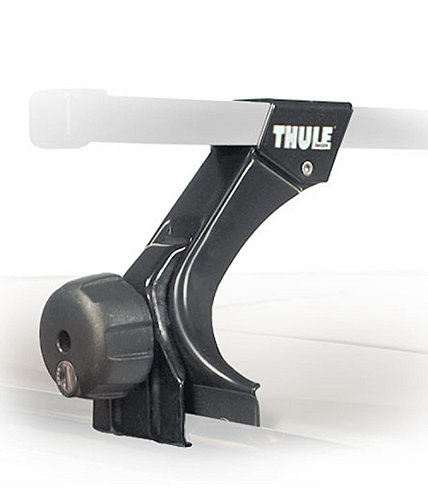 Thule 300 Rain Gutter Foot Pack Low Free Shipping At L