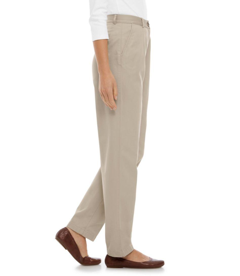 Wrinkle-Free Bayside Pants, Original Fit