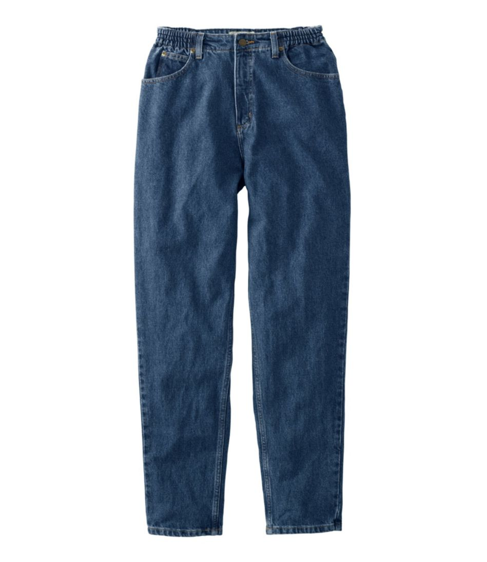 Double L® Jeans, Relaxed Fit Comfort Waist