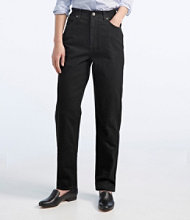Double L Jeans, Relaxed Fit Comfort Waist