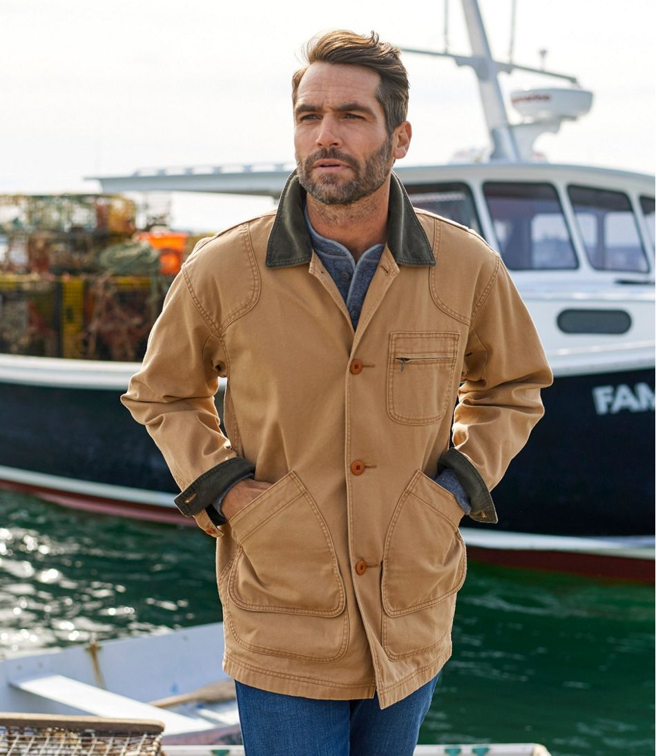 men 39 s field jacket jackets coats at l l bean. Black Bedroom Furniture Sets. Home Design Ideas