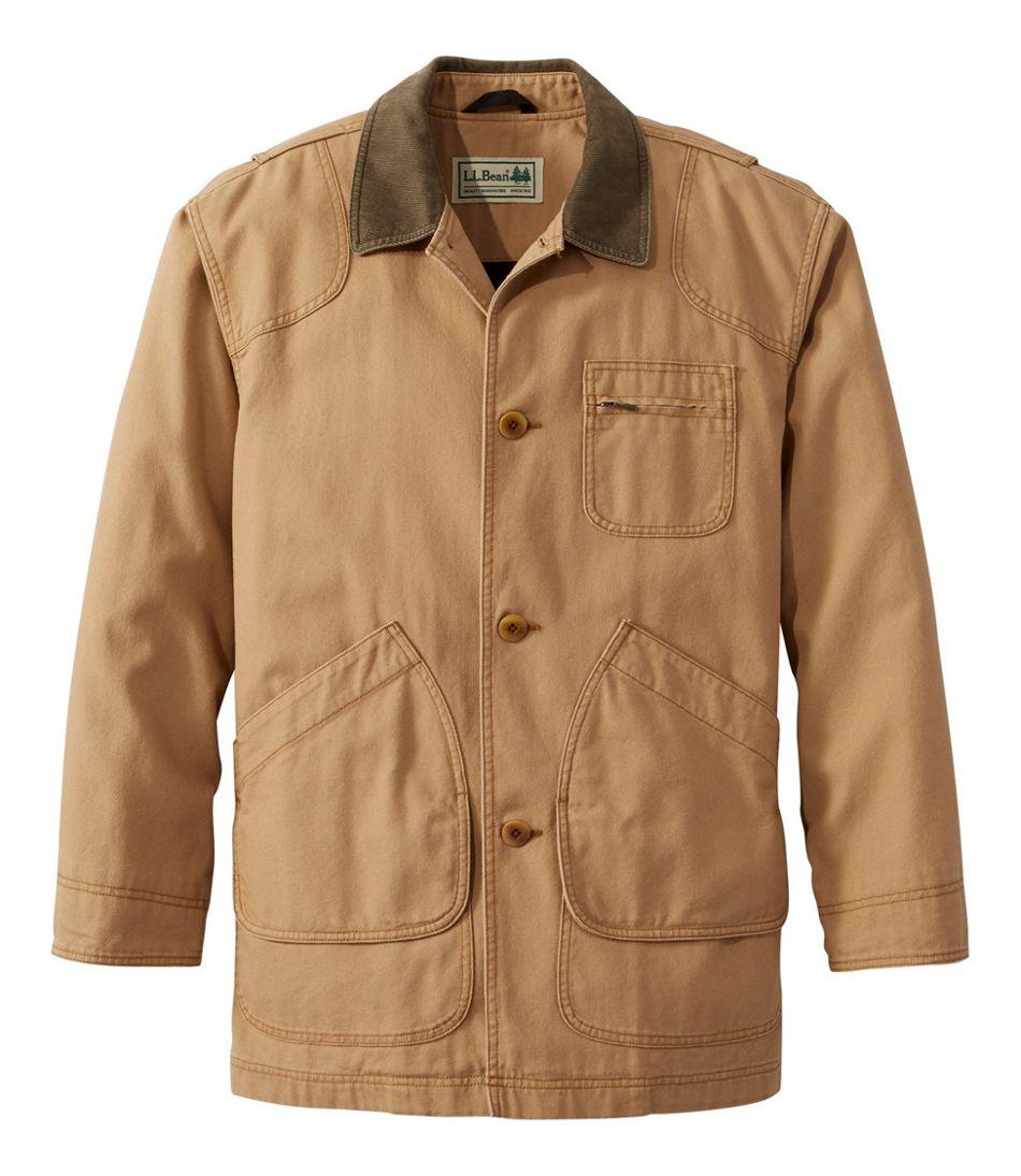 Men's Original Field Coat, Cotton-Lined