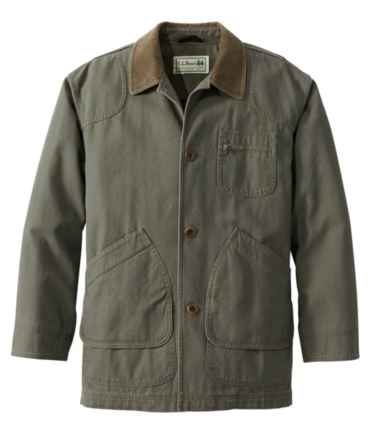 Original Field Coat, Cotton-Lined