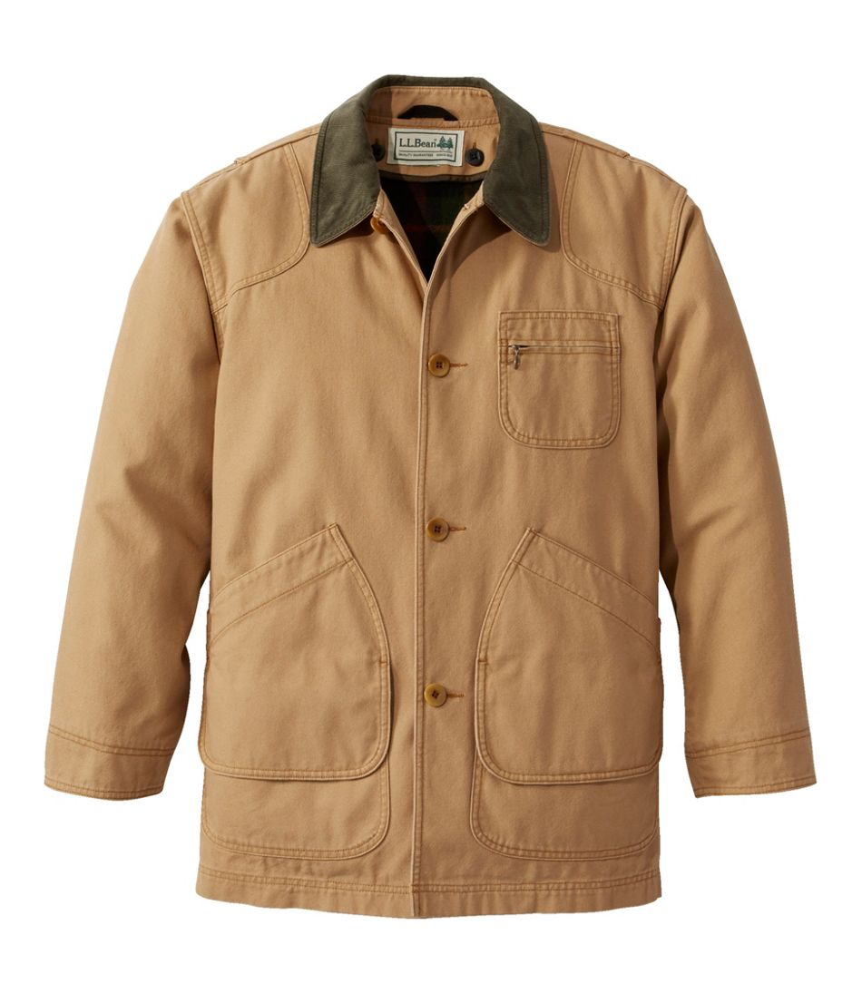 Men S Original Field Coat With Wool Nylon Liner