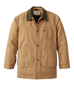 Men's Original Field Coat with Wool/Nylon Liner